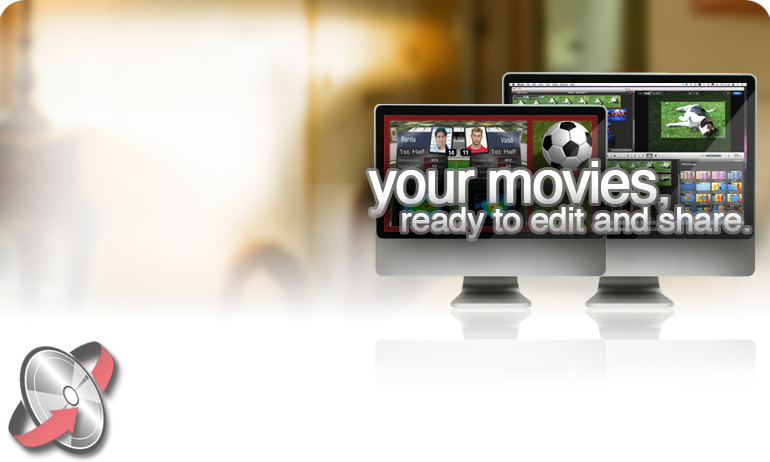 Transfer to Digital Movie Files